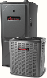 SmartAir 1000 Furnac and Air Conditioner