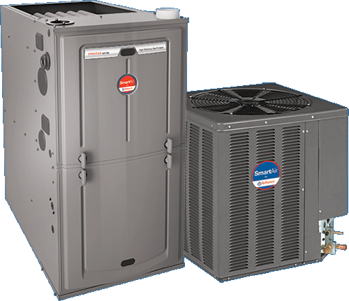 SmartAir HVAC systems