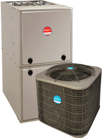 SmartAir 1500 Furnace And Air Conditioner Bundle