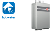Save on Water Heaters