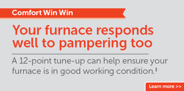 Get 50% off a furnace tune-up