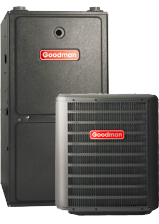 Goodman Furnace and Air Conditioning bundles