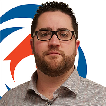 Reliance Sarnia Sales Manager Justin Brogden