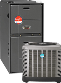 SmartAir 1100 Furnace And Air Conditioner Bundle