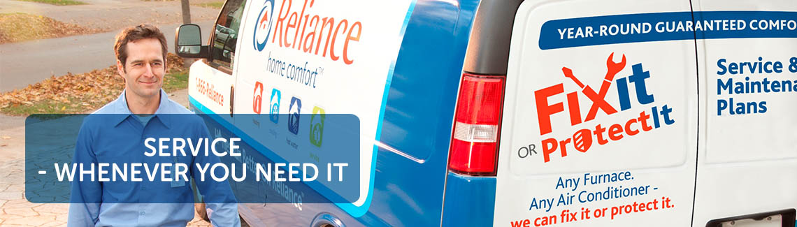 Reliance Thunder Bay Heating Cooling Services