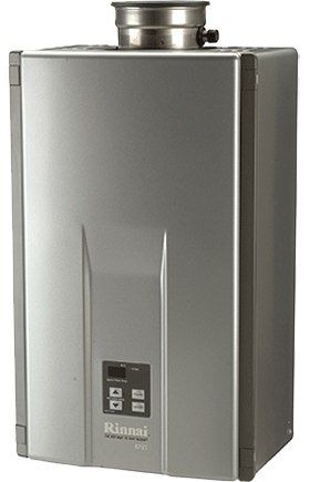 Rheem condensing tankless water heater