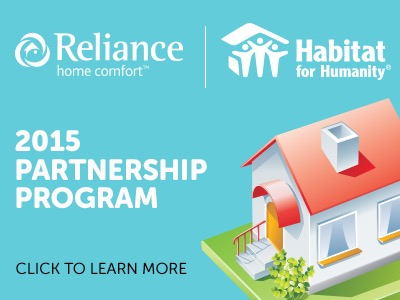 Reliance & Habitat for Humanity Partnership Program