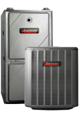 Amana<sup>®</sup> Furnace and Air Conditioner System