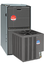 SmartAir 1000 Air Conditioner and Furnace