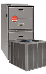 SmartAir 5000 Furnace And Air Conditioner Bundle