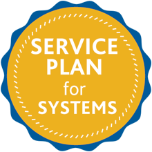 SERVICE PLAN FOR FURNACES AND AIR CONDITIONERS