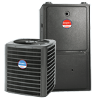 SmartAir 2000 Air Conditioner and Furnace