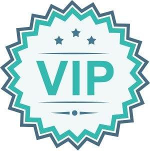 Reliance VIP Badge