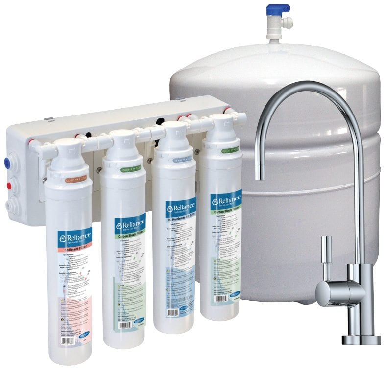 Reliance Reverse Osmosis (RO) Water Filter